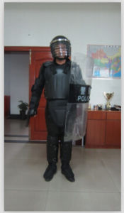 Police Anti-Riot Resistant Body Armor /Anti-Riot Suits pictures & photos