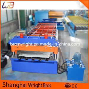 Roof and Wall Panels Roll Forming Machines pictures & photos