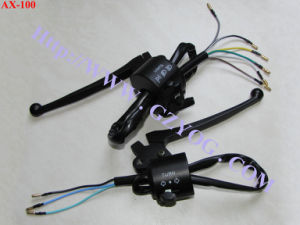 Yog Motorcycle Spare Parts Handle Switch Assy Bajaj Boxer CT 100 Indian Tvs Models Cg125 Cgl125 Ybr125 YAMAHA Fz16 Suzuki Gn125 pictures & photos