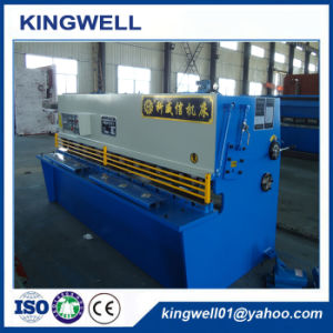 Cuttng Machine for Meta Plate (QC12Y-4X2500) pictures & photos