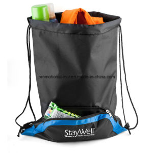 Drawstring Pack Promotional Drawstring Bags pictures & photos