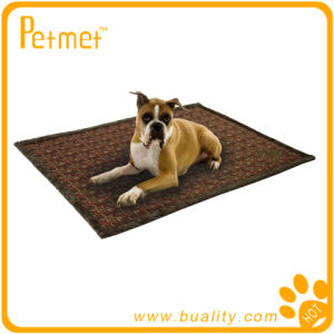 Soft Embroideried Dog Blanket for Pets (PT38160)