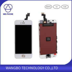 Hot Sale LCD Screen Factory Price LCD Digitizer Display for iPhone 5 pictures & photos
