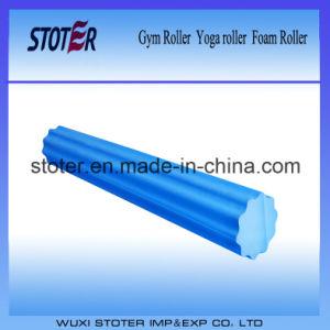 3 in 1 Grid Rubber Crossfit Foam Roller