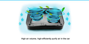 Air Purifier for Car_Vehicle-Mounted J pictures & photos