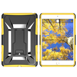 Crashproof Plastic+Silicone Laptop Case with Kickstand for iPad Mini 4 pictures & photos
