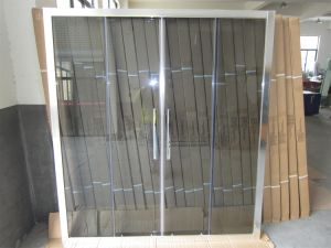 6mm Shower Screens with Chrome Profiles 1400X1900mm pictures & photos