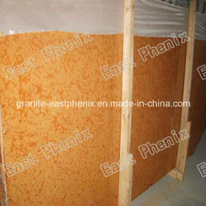 Yellow Rosso Verona Marble Slab pictures & photos