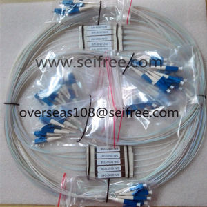 FTTH Gpon Fiber Optical PLC Splitter 1X4 LC Connector pictures & photos