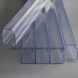 Transtparent Anti-Static PVC Packaging Tube for Buzzer or Hummer pictures & photos
