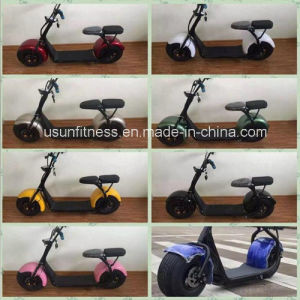 Two Wheel Electric Scooter with Bluetooth pictures & photos