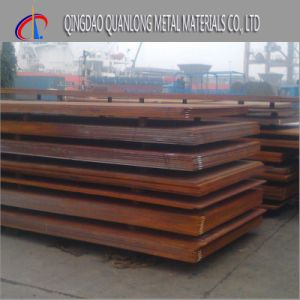 Hot Rolled ASTM Corten a Steel Plate pictures & photos