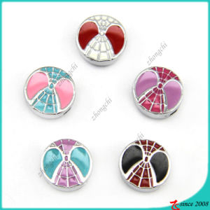 Cool Spider Man Slider Charms for Kids Jewelry (SC16040917)