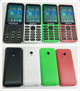 Mobile Phone Factptry Wholesale Small Dual SIM Dual Standby Cheap Old Man Mobile Phone Elderly Music Noki 215# Mobile Phone pictures & photos