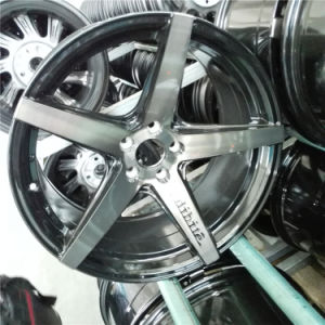 Aluminum Rims Aftermarket 19 Inch Car Alloy Wheel pictures & photos