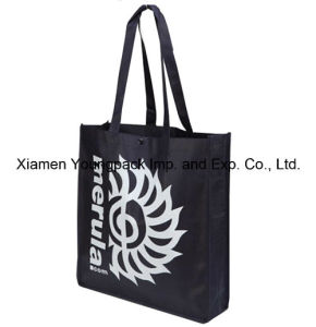 Custom Printed Non-Woven Advertising Exhibition Tote Bag pictures & photos