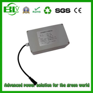 Shenzhen Wholesales Waterproof Fuse Solar Street Light 12V Li-ion Battery pictures & photos