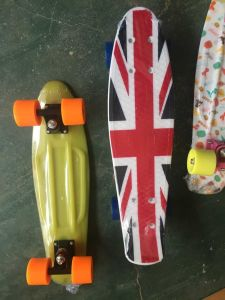Fish Skateboard with Color Box Packing (ET-PSY001) pictures & photos