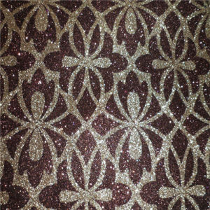 Popular Glitter Wall Cloth for KTV Wall Decoration (JSL161-031)