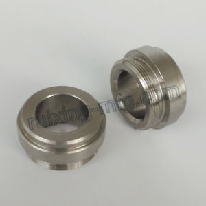 Stainless Steel End Cover Assmbling with Acrylic Turning Part pictures & photos