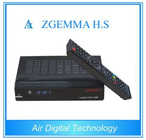New Satellite TV Decoder DVB S/S2 with Dual Core CPU Zgemma H. S pictures & photos