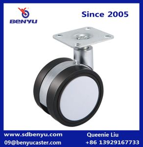 Plastic Glide Feet Good Price Adjustable Furniture Casters pictures & photos