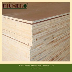 (High Quality) Bintangor Commercial Plywood Veneered Plywood for Furniture/Decoration pictures & photos