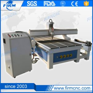 Jinan Automatic 4 Axis 3D Wood Carving CNC Router Machine pictures & photos