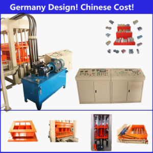 Automatic Concrete Interlocking Block Making Machine/Brick Machine pictures & photos