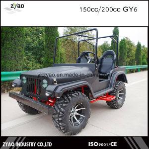 150cc/200cc Gy6 Farm UTV / ATV/ Buggy/ Go Kart Fully-Automatic with Reverse New Model Go Cart pictures & photos
