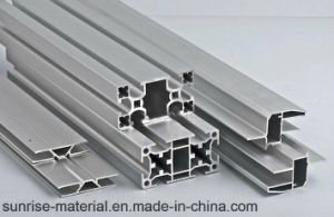 Aluminium Profile for Silver Anodized pictures & photos