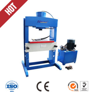 Gantry Type Single Point Press Hydraulic Press Machine pictures & photos