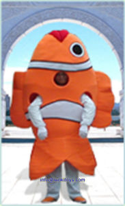 Colorful Inflatable Costume Cartoon for Outdoor Playground (A899) pictures & photos