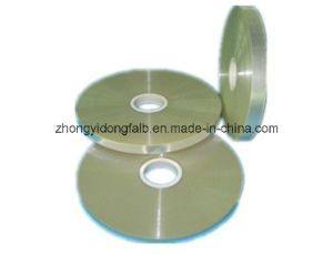 15 Years Experience Professional Produced Transparent Mylar Adhesive Film Tape for Flexible Duct with SGS pictures & photos