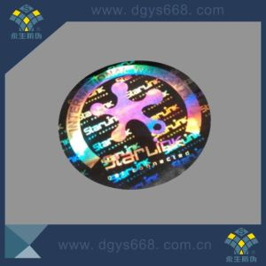 Security 3D Colorful Hologram Stickers Custom Design in China pictures & photos