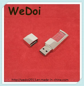 Crystal USB Flash Drive with High Quality (WY-D29) pictures & photos
