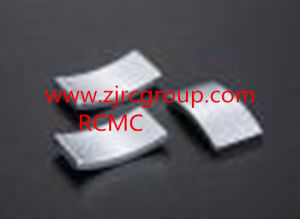 N35uh Neodymium Mortor Magnet with Zinc Plating