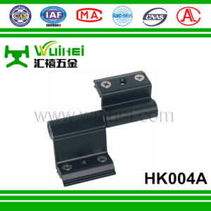Aluminum Alloy Power Coating Pivot Hinge for Door with ISO9001 (HK004A) pictures & photos