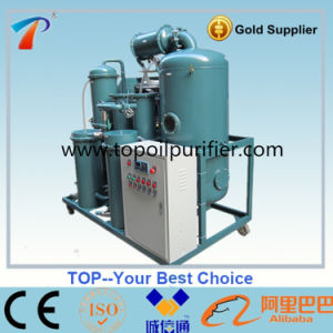 Super Performance Waste Hydraulic Oil Vacuum Dehydration Filtration System pictures & photos