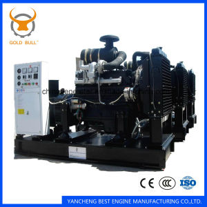 15kw-150kw Ricardo Power Diesel Generator for Industrial Use
