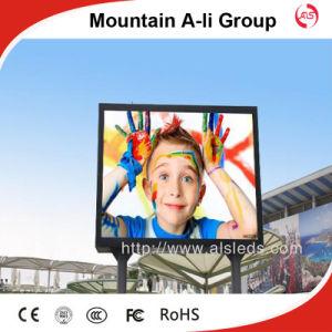 P6 Outdoor Full Color Digital Advertising LED Display Screen