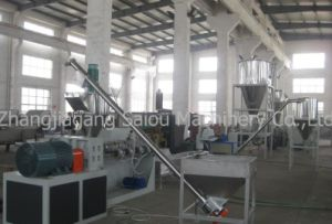 Force Feeder Waste PP PE Plastic Recycling Equipment pictures & photos