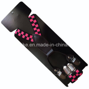 New Fashion Dots Jacquard Suspenders for Kids (BD1006) pictures & photos