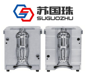 0.5L Pet CSD Bottle Blowing Mould for Rotary Machine