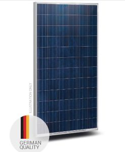 German Quality Solar PV Panel 325W Poly-Crystalline pictures & photos