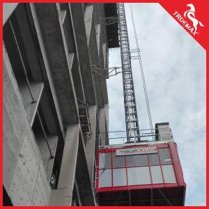 Sc200/200tdv Building Hoist