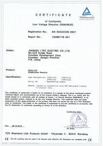 14% Blocking Factor Pfc Reactors (Copper Winding) pictures & photos