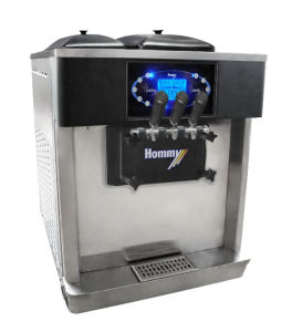 Frozen Yogurt Ice Cream Machine HM706-G pictures & photos