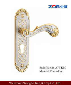 3k European Zinc Alloy Lock (Y3K18)