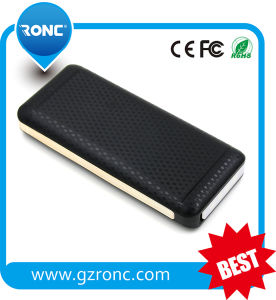 13000mAh 18650 Battery Mobile Powerbank with LED Light pictures & photos